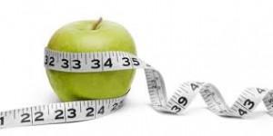weegschaal centimeter